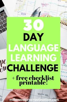 Check out this awesome 30 Day Language Learning Challenge! Each day learn new language learning tips. This is one of the most effective ways to learn a foreign language. Learning Languages Tips, Ways Of Learning, Learning Spanish, Spanish Activities, Spanish Class, Learning Japanese, Effective Learning, Learning Italian, Language Study