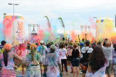 Prefeitura de Boa Vista tradicional corrida de cores chega em Boa Vista com sucesso de público #pmbv #prefeituraboavista #boavista #roraima