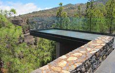 Mirador barranco Izcagua - Puntagorda - La Palma