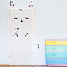 Anni the Sleepy Bunny - Made of Sundays