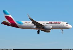 D-AIZR Eurowings Airbus A320-214(WL)
