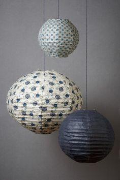 fun paper globes