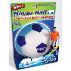 As Seen On TV Hover Ball Colors May Vary