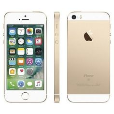 Apple iPhone SE 16GB Gsm Unlocked Cell Phone - Gold