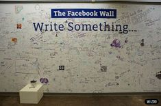 what if we used a whiteboard wall to make an interactive guest book wall in the entry? Office Walls, Office Art, Office Ideas, Open Office, Office Themes, Office Interior Design, Office Interiors, Office Designs, Dry Erase Wall