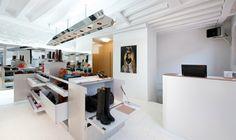 Expositor: Vários modelos para lojas de roupa