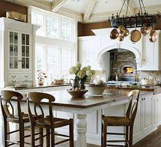Shabby Chic: Shabby Chic Dreamy Kitchens