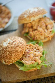 Quick Healthy Meals, Healthy Recipes, Salad Recipes, Snack Recipes, Sandwich Spread, Snacks Für Party, Savory Snacks, High Tea, Budget Meals