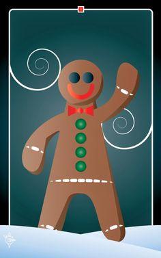 Noo Spinoolean Tarot - Ten of Christmas