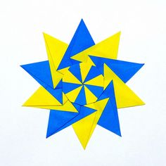 Ten Point Star  by Sam.amalan Designer : David Collier