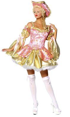 Sexy Super Deluxe Marie Antoinette Costume