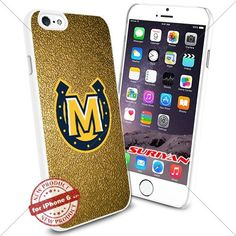 New iPhone 6 Case Murray State Racers Logo NCAA #1345 White Smartphone Case Cover Collector TPU Rubber [Gold] SURIYAN http://www.amazon.com/dp/B015CWLSBU/ref=cm_sw_r_pi_dp_tb9zwb01K1HQM
