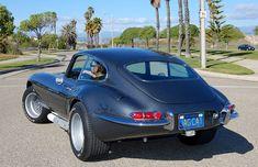 1962 Jaguar E Type Mod-sport