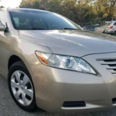 2009 Toyota Camry - 105K ORIGINAL Miles! Zero Accidents - Clean Title. 4 cylinder engine - GREAT ON GAS.  Has power window, locks and seats, dual air bag, key less entry, Ice Cold A.C., AM/FM/CD/ AUX input, tinted windows, wood grain interior. Maintenance was very well kept on this vehicle and drives very smooth.   Cash Price: $5500 plus tax, tag & title. #reliablemotors #usedcars #qualitycars #toyota
