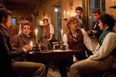 Les Miserables Characters, Les Miserables Movie, Philip Quast, Madame Thenardier, Terrence Mann, Marius Pontmercy, John Owen, Jean Valjean, Amigos