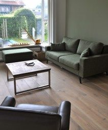 Binnenkijken in … een jaren 60 woning in modern klassieke stijl in Harderwijk na…