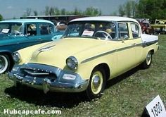 Cars of 50's