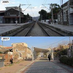 Şirinyer İstasyonu, İzmir.