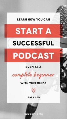 Looking to start a Podcast? We have compiled a comprehensive guide on how you can get started on podcasting as a beginner! Podcast Topics, Podcast Ideas, Business Tips, Online Business, Content Marketing, Digital Marketing, How To Start A Blog, How To Make Money, Work Goals