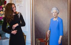Kate Middleton Sparkles At Latest Royal Party, Queen Elizabeth Looks Disapproving