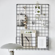Mesh Wire Notice Board