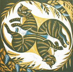 Sarah Young - Cat-Mint