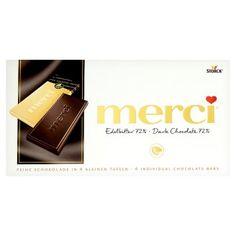 merci Hořká čokoláda 100g