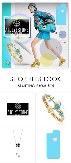 """""""JEWELRY"""" by ilona-828 ❤ liked on Polyvore featuring Casetify, jewelry, polyvoreeditorial, ILONA and atolyestone"""