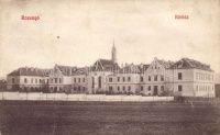 Roznava Hospital, Slovakia (Rozsnyó kórház) Hospitals, Louvre, History, Building, Travel, Historia, Viajes, Buildings, Destinations