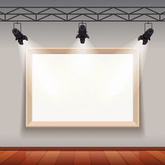 Buy Empty Picture Frame in Arts Museum Room Hall by IconicBestiary on GraphicRiver. Empty picture frame lit by spotlights in arts museum room hall. Powerpoint Background Design, Poster Background Design, Banner Background Images, Frame Background, Background Pictures, Empty Picture Frames, Picture Frame Art, Empty Frames, Molduras Vintage