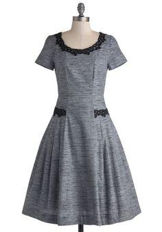 Networking Wonders Dress, #ModCloth