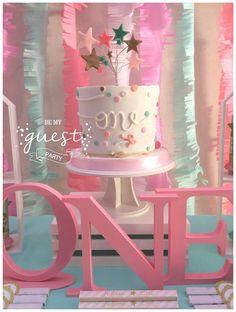 Julieta's 1st Birthday Party | CatchMyParty.com