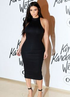May 11, 2015 - Kim Kardashian at her clothing line launch with C&A in Sao Paulo, Brazil.