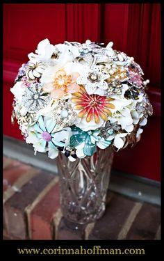 © Corinna Hoffman Photography - www.corinnahoffman.com - Jacksonville, Florida - Jacksonville FL Wedding Photographer - Bouquets - Flowers