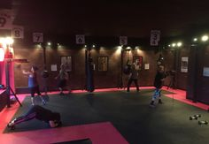 Working hard in the gym tonight!! #9Roundstrong #30minutes #GetFitNeverHit #9RoundCatskill
