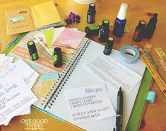 smash journal - how to organize my recipes, medical ideas, hints. Pinterest in hard copy :)