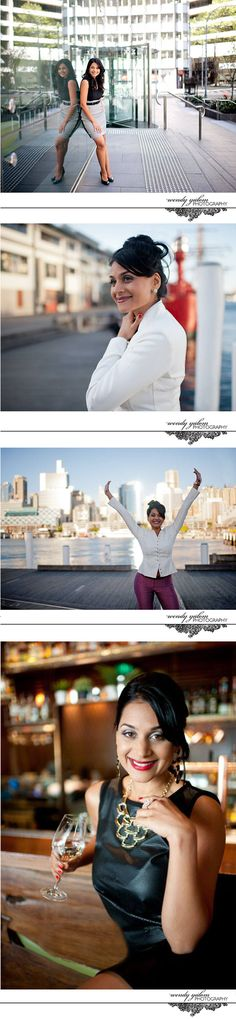 Personal Branding Photoshoot with Sumi Krishnan in Sydney by Wendy K Yalom
