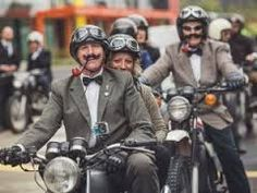 Image result for ride of distinguished gentlemen