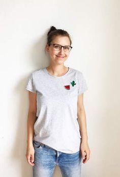 Makerist - Luftiges Sommershirt aus Jersey - 1