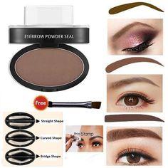 Natural Eyebrow Stamp Beauty - Makeup Tool