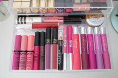 Makeup Storage Muji 5 Drawer | Organization | Pinterest | Makeup storage Muji and Drawers & Makeup Storage: Muji 5 Drawer | Organization | Pinterest | Makeup ...