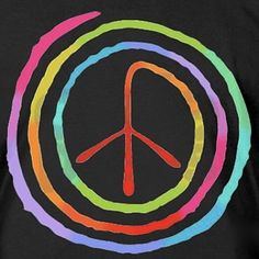 Hippie Peace, Happy Hippie, Hippie Love, Hippie Art, Hippie Style, Peace Love Happiness, Peace And Love, Perfect Peace, Painted Signs