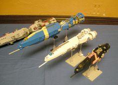 Travis Matheson's 'Nova' class ships