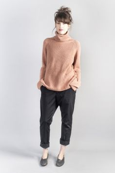 HOPE STHLM Patty Sweater & News Pants