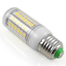 LED bulb light corn is widely used in the stores, you could find more on #www.okorder.com