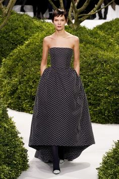 Dior - París Alta Costura Primavera Verano 2013