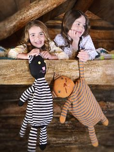Spud & Chloë — Fun pattern collection for both kids and adults in knit and crochet — Pattern Store » Cat's Pajamas
