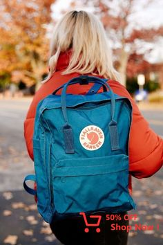 Shop Urban Outfitters for the latest styles in women's bags, wallets & backpacks. Fjallraven, Urban Outfitters, Hard Wear, How To Wear, Kanken Backpack, Mens Fashion, Backpacks, Classic, Aesthetic Backpack