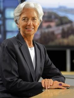 No. 8: Christine Lagarde | Forbes: World's Most Powerful Moms | Comcast.net