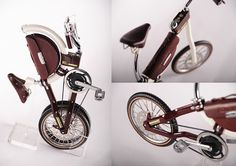 EASY TO FOLD SMART BIKES FROM TAIWAN #bike #conceptart